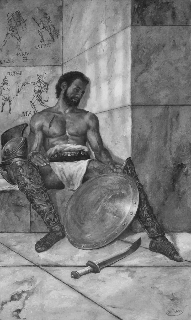 PRO ROMANIS ART After the Contest - B&W