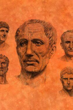 PRO ROMANIS ART Heroes of the Roman Republic