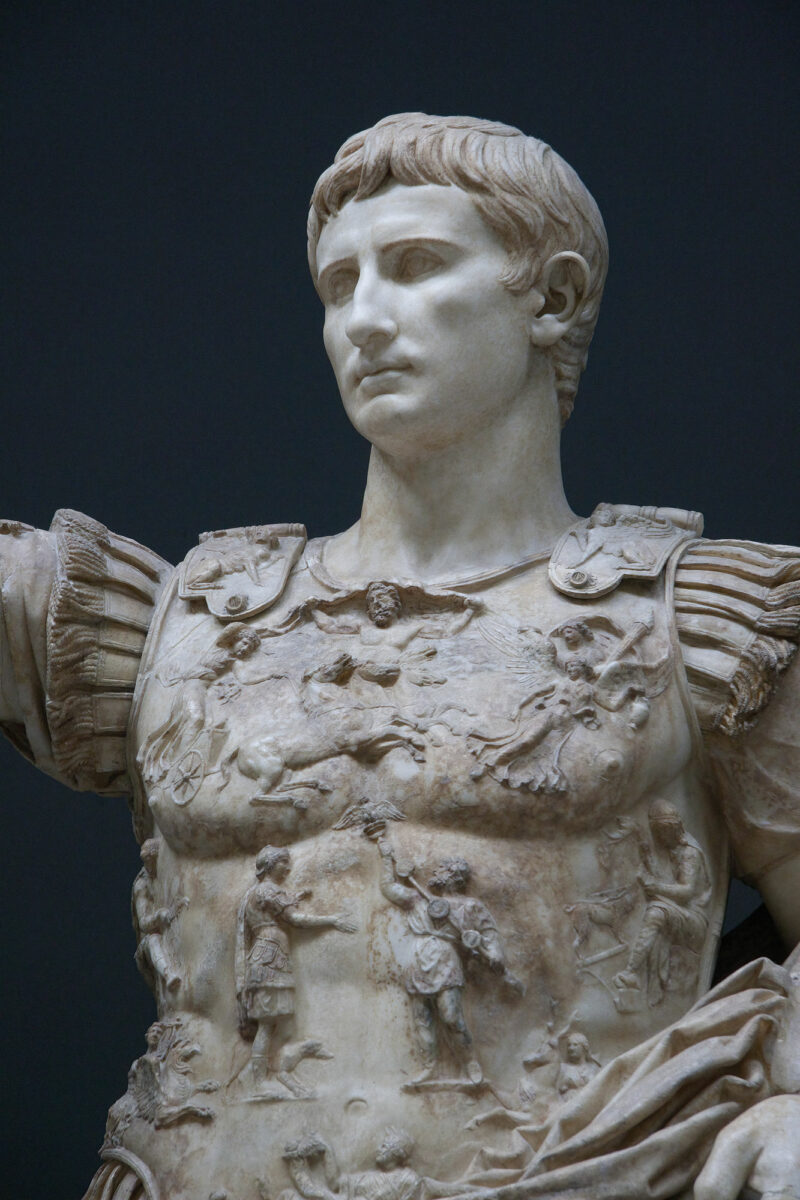 PRO ROMANIS ART Augustus Cuirass - Color
