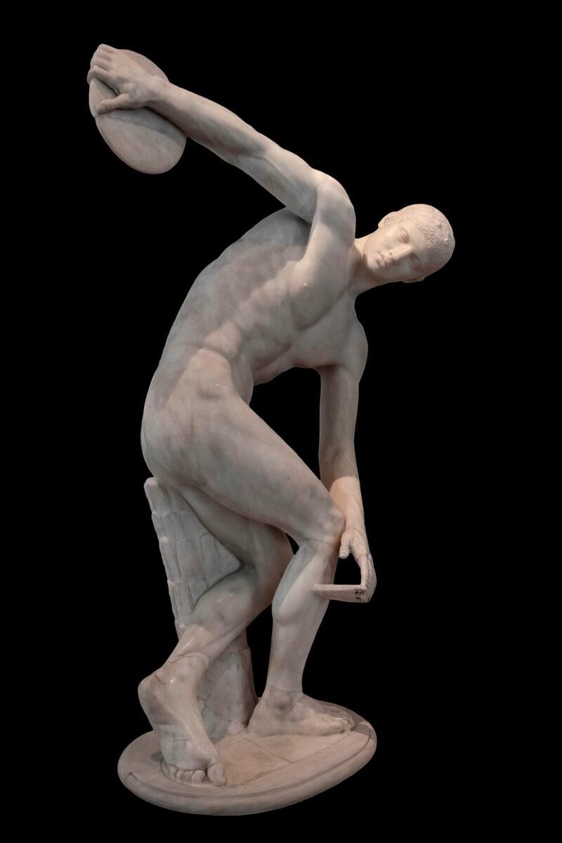 PRO ROMANIS ART Discobolus Lancelloti - Color