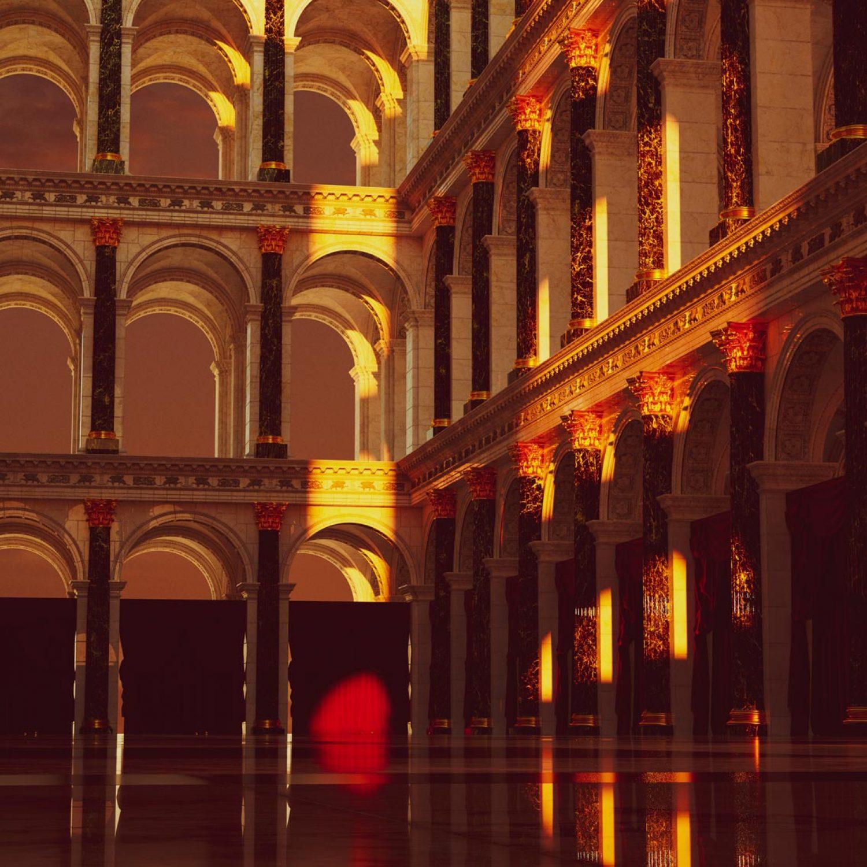 Basilica-Julia-interior2